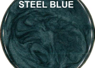 STEEL BLUE